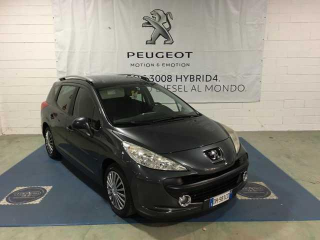 sold peugeot 207 1 6 hdi 110cv sw used cars for sale. Black Bedroom Furniture Sets. Home Design Ideas