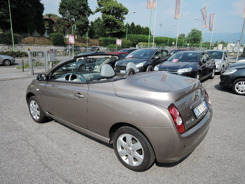 sold nissan micra cabrio 1 4 actri used cars for sale