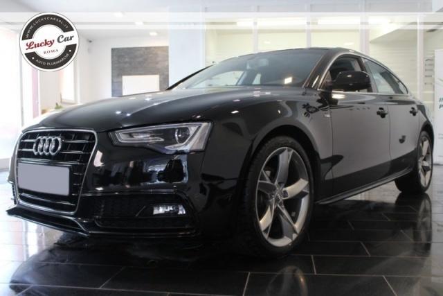Sold audi a5 usata del 2016 a roma used cars for sale - Auto usate porta portese roma ...