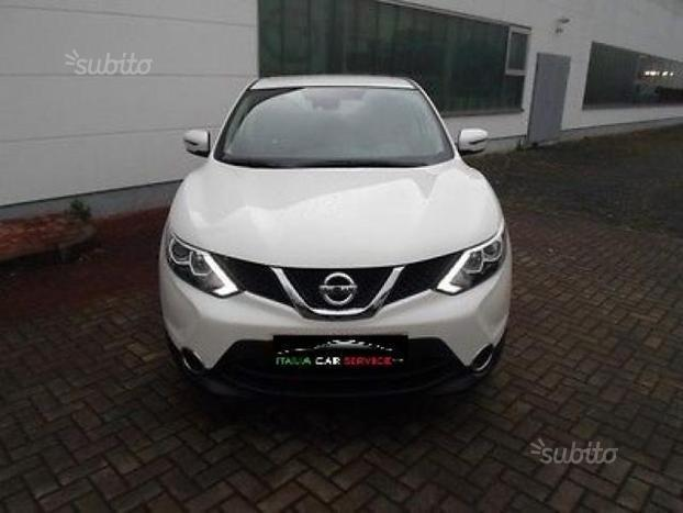 Sold Nissan Qashqai 1 5 Dci Acenta Used Cars For Sale