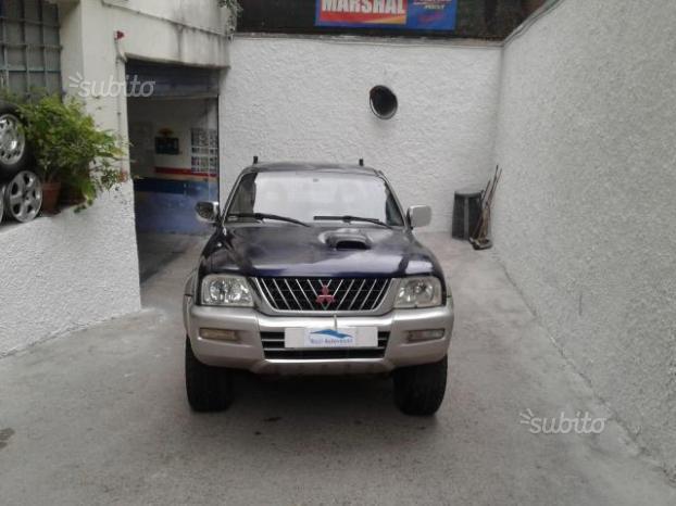Mitsubishi l200 usata mitsubishi l200 in vendita for Subito udine auto