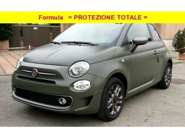 sold fiat 500 1 2 s serie 4 verd used cars for sale autouncle. Black Bedroom Furniture Sets. Home Design Ideas