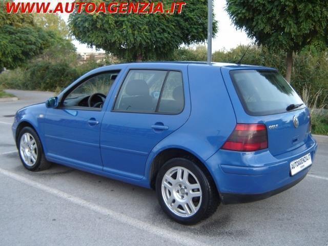 usato 1 9 tdi 110 cv cat 5 porte highline vw golf iv 2001 km in rimini. Black Bedroom Furniture Sets. Home Design Ideas
