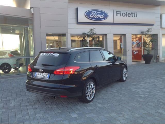 sold ford focus 2 0 tdci 150 cv sw used cars for sale. Black Bedroom Furniture Sets. Home Design Ideas