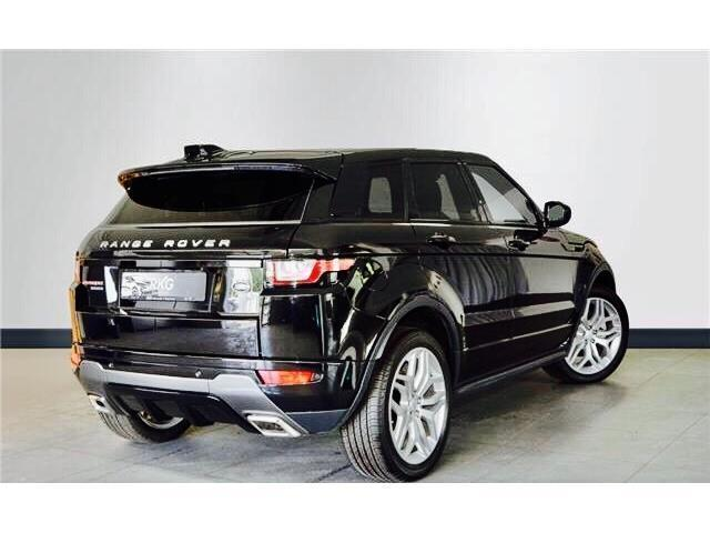 usato 2 0 td4 150cv 5p business edition se land rover range rover evoque 2016 km in vasto. Black Bedroom Furniture Sets. Home Design Ideas