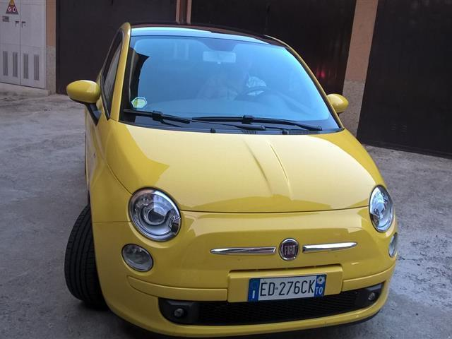 sold fiat 500 5000 9 twinair turbo used cars for sale. Black Bedroom Furniture Sets. Home Design Ideas
