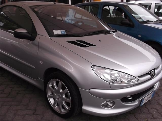 sold peugeot 206 cc 1 6 hdi fap used cars for sale autouncle. Black Bedroom Furniture Sets. Home Design Ideas