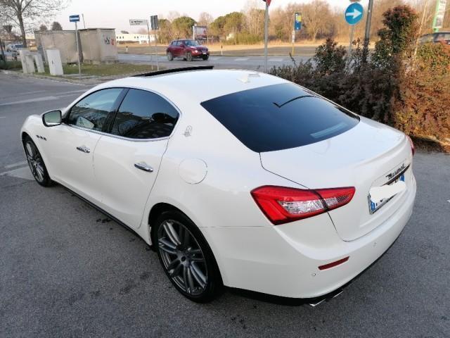 Usato 2014 Maserati Ghibli 3.0 Diesel 275 CV (29.500 €) | 35030 padova | AutoUncle