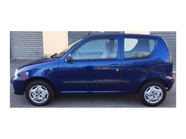 Sold Fiat Seicento 1 1i Active Used Cars For Sale