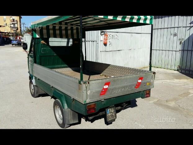sold piaggio ape poker - used cars for sale - autouncle