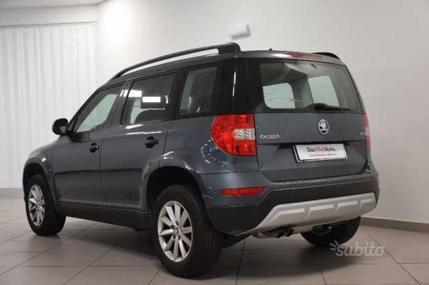 sold skoda yeti yeti outdoor 2 0 t used cars for sale. Black Bedroom Furniture Sets. Home Design Ideas