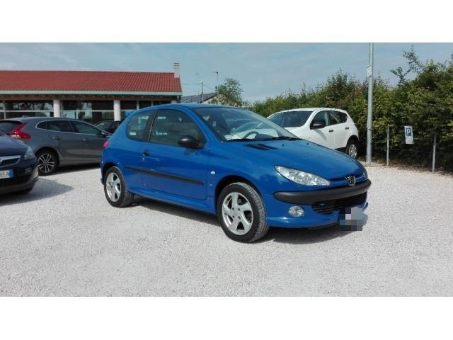 sold peugeot 206 1 6 16v 3p xs uni used cars for sale autouncle. Black Bedroom Furniture Sets. Home Design Ideas