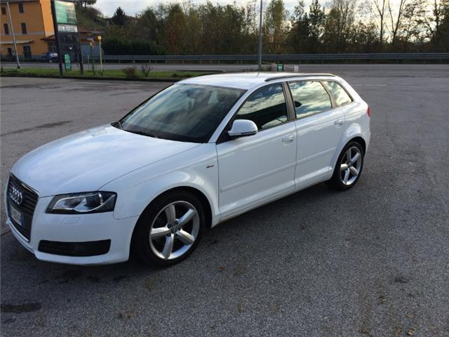 sold audi a3 sportback a3 s line a used cars for sale autouncle. Black Bedroom Furniture Sets. Home Design Ideas