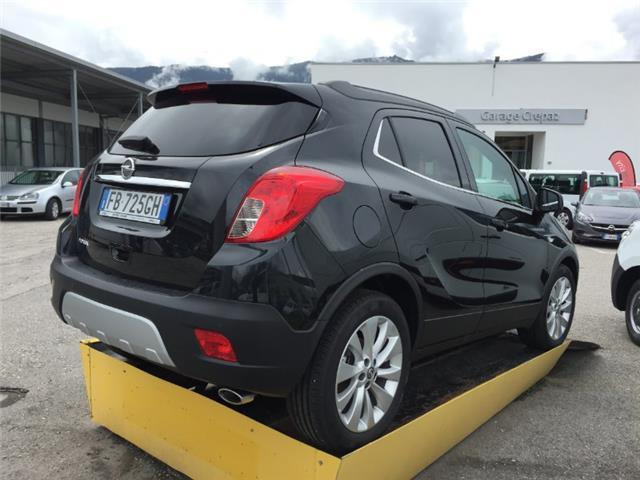 usato 1 4 turbo gpl tech 140cv 4x2 cosmo opel mokka 2015 km 0 in castelnuovo rango. Black Bedroom Furniture Sets. Home Design Ideas