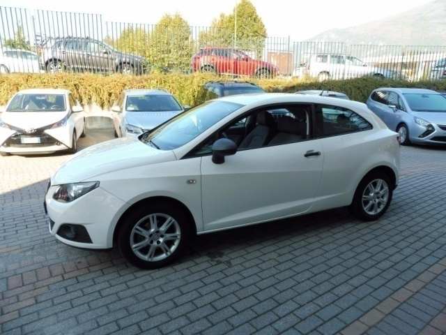 sold seat ibiza 1 4 3 porte style used cars for sale. Black Bedroom Furniture Sets. Home Design Ideas