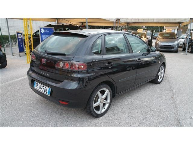 usato 1 4 tdi 80cv dpf 5porte stylance seat ibiza 2006 km in foligno. Black Bedroom Furniture Sets. Home Design Ideas