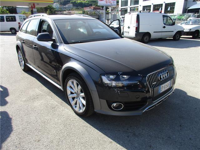 Audi a4 station wagon 2013 usata 11