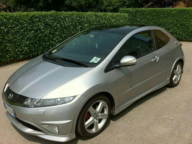 Sold Honda Civic 2 2 I Ctdi 3p Ty Used Cars For Sale