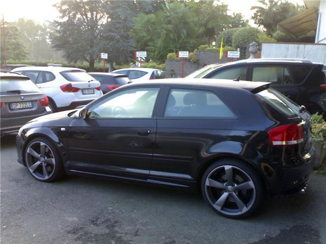 sold audi a3 3 2 v6 quattro s tron used cars for sale autouncle. Black Bedroom Furniture Sets. Home Design Ideas