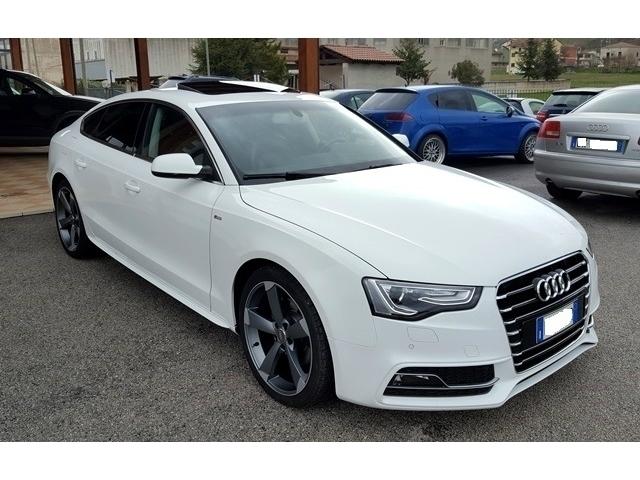 Sold Audi A5 Spb 2 0 Tdi 177 Cv Mu