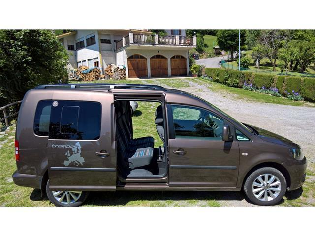 sold vw caddy maxi tramper 2 0 eco used cars for sale autouncle. Black Bedroom Furniture Sets. Home Design Ideas