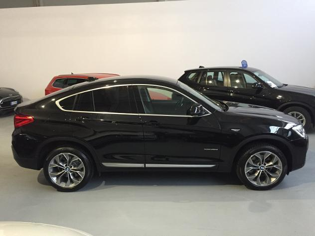 Sold BMW X4 usata del 2016 a Gambe. - used cars for sale
