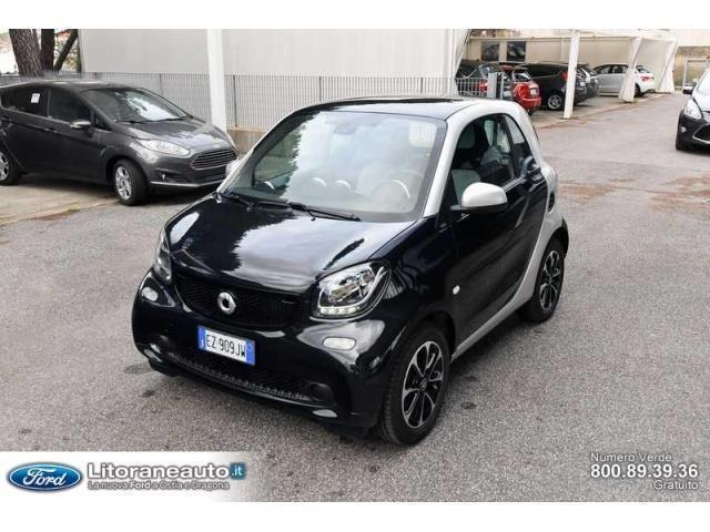sold smart fortwo coup 1 0 passio used cars for sale. Black Bedroom Furniture Sets. Home Design Ideas