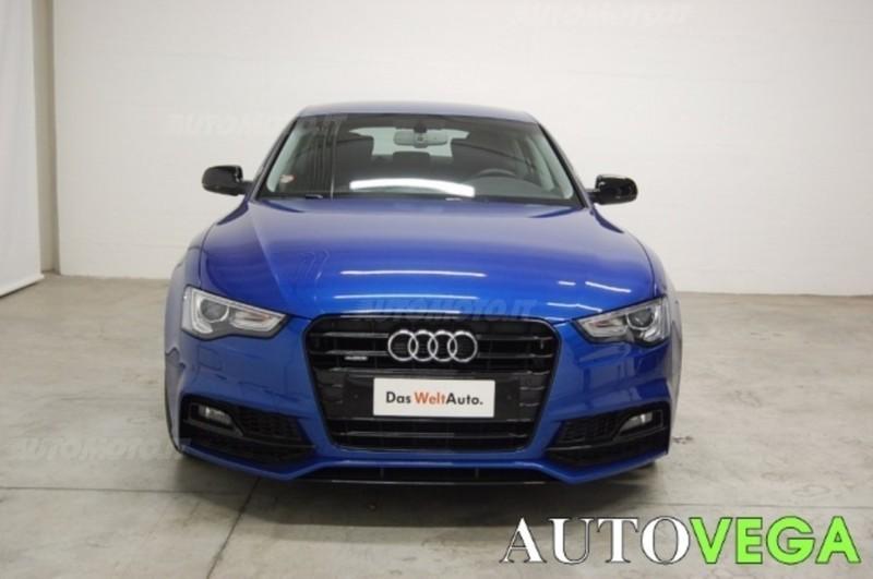 Audi a5 tdi usato bianco 10