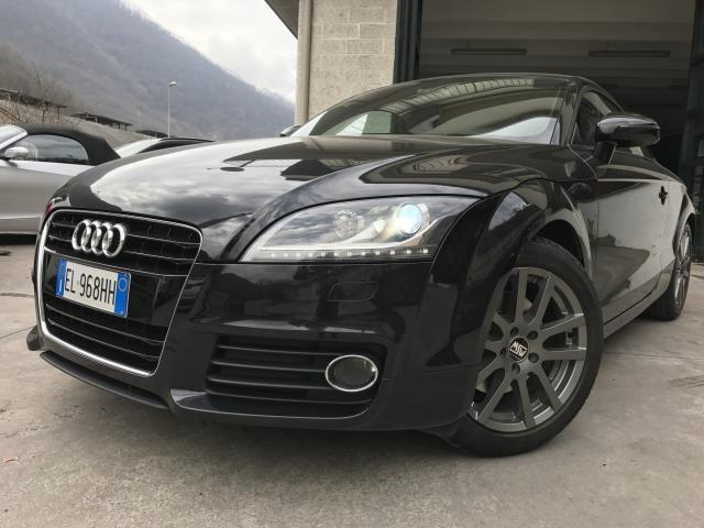 usata Audi TT coupè usata del 2012 a Sarezzo, Brescia