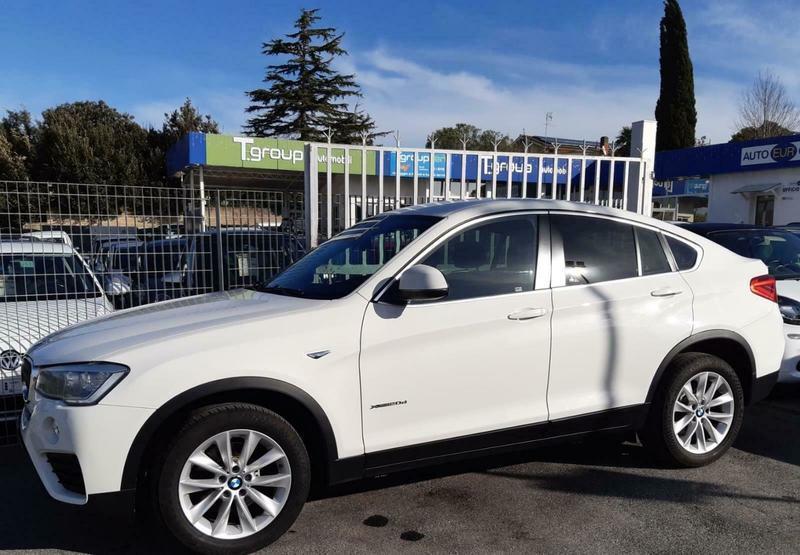Venduto BMW X4 xDrive 2.0d - auto usate in vendita