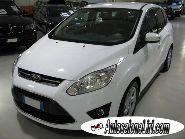 usato econetic technology 1 6 tdci 115cv plus pack ford c max 2012 km in roma roma. Black Bedroom Furniture Sets. Home Design Ideas