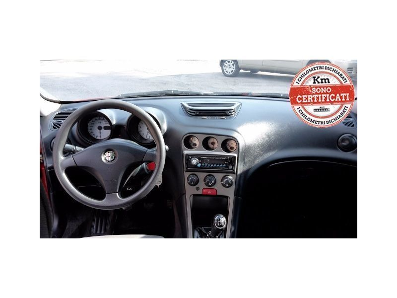 sold alfa romeo 156 16v twin used cars for sale autouncle. Black Bedroom Furniture Sets. Home Design Ideas