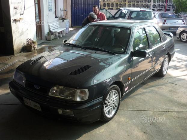 Usato 4 porte 4x4 cosworth ford sierra 1988 km in dolianova ca - Porte finestre usate subito ...