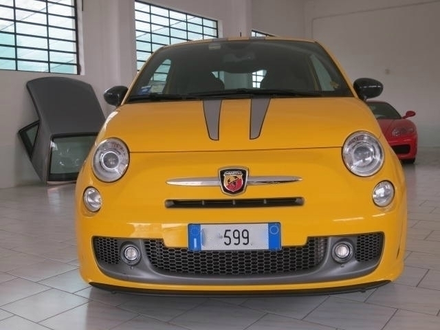 Sold Fiat 500 Abarth 695 Tributo F Used Cars For Sale