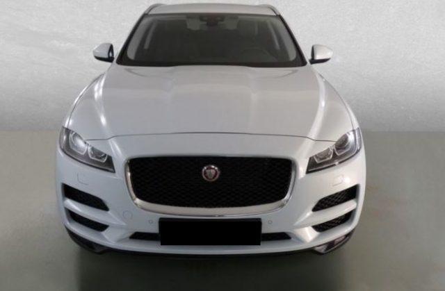 jaguar f pace usata 602 jaguar f pace in vendita autouncle. Black Bedroom Furniture Sets. Home Design Ideas