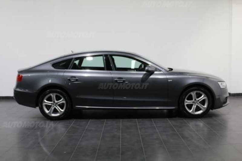 Audi a5 sportback usata lombardia 8