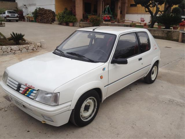 sold peugeot 205 rally used cars for sale autouncle. Black Bedroom Furniture Sets. Home Design Ideas