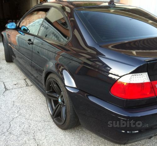 Sold BMW M3 E46 Smg Ii Csl