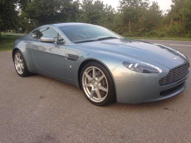 Aston Martin V8 Vantage Coupe Usata