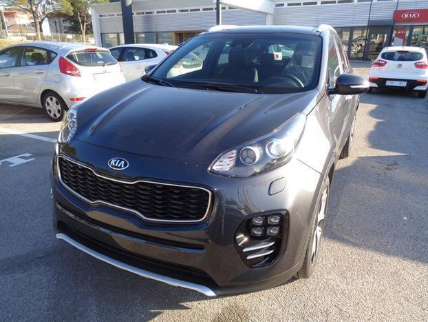 sold kia sportage 2016 1 6t gdi aw used cars for sale autouncle. Black Bedroom Furniture Sets. Home Design Ideas
