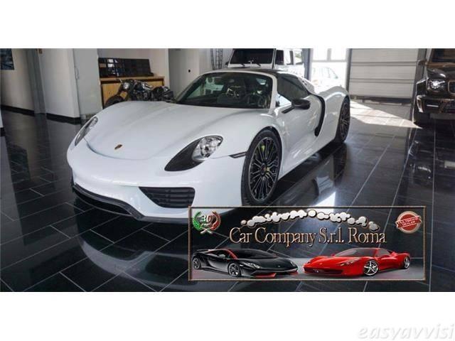 Venduto Porsche 918 Usata Del 2016 A Auto Usate In Vendita