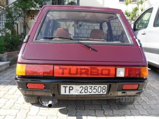 Sold innocenti mini de tomaso turb used cars for sale for 3 box auto in vendita