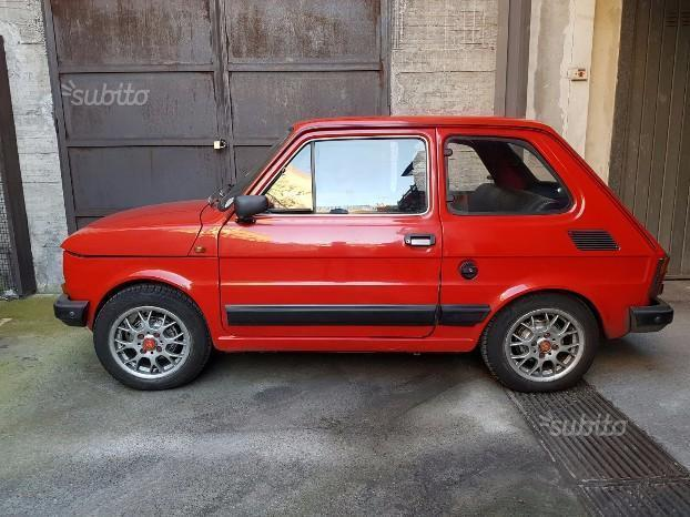 sold fiat 126 giannini gp anni 70 used cars for sale autouncle. Black Bedroom Furniture Sets. Home Design Ideas