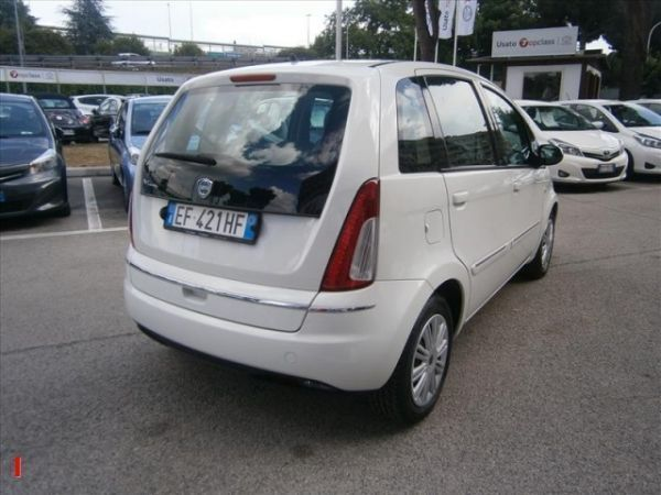 Sold lancia musa 1 4 16v euro 5 s used cars for sale - Lancia musa diva ...