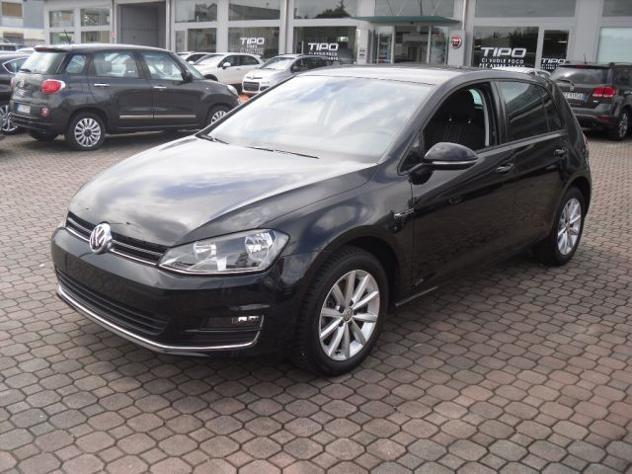 sold vw golf 1 6 tdi lounge bluemo used cars for sale autouncle. Black Bedroom Furniture Sets. Home Design Ideas
