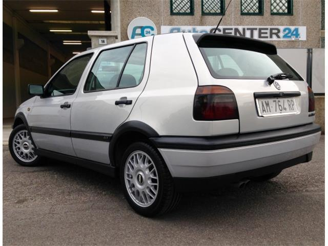 sold vw golf iii 1 6 cat 5 porte gt used cars for sale. Black Bedroom Furniture Sets. Home Design Ideas