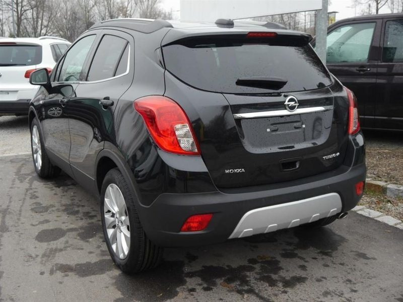 sold opel mokka 1 4 turbo cosmo 4x4 used cars for sale. Black Bedroom Furniture Sets. Home Design Ideas