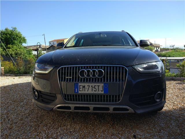 Sold Audi A4 Allroad 2 0 Tdi 177cv Used Cars For Sale Autouncle
