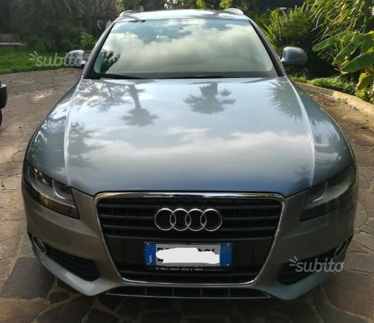Venduto Audi A4 143cv Station Wagon A.