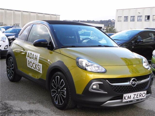 sold opel adam 1 4 87 cv start used cars for sale autouncle. Black Bedroom Furniture Sets. Home Design Ideas